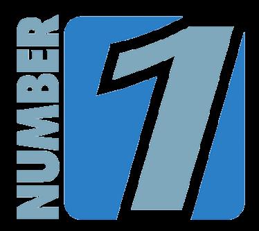 Number 1 logo