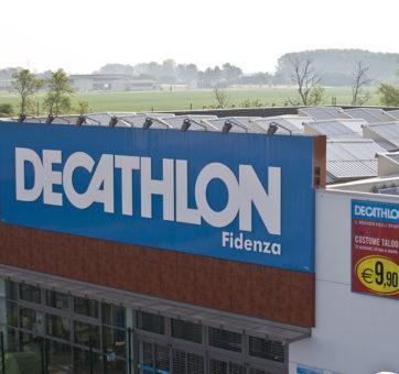 """CENTRO COMMERCIALE """"FIDENZA SHOPPING PARK"""" E DECATHLON – FIDENZA (PR) - Cover"""