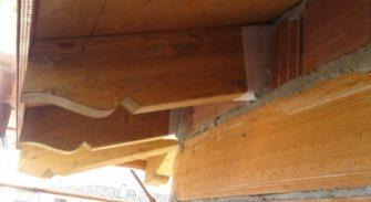 Miglioramento sismico di edificio storico in muratura - Gaiano (PR) - 07