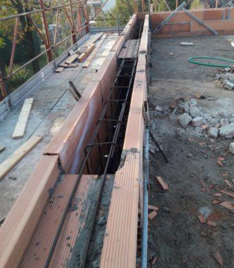 Miglioramento sismico di edificio storico in muratura - Gaiano (PR) - 04