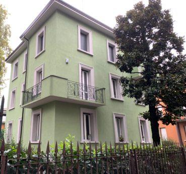 Edificio storico residenziale - viale Duca Alessandro Parma (PR)