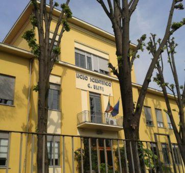 """Liceo scientifico """"ULIVI"""" – via Maria Luigia, Parma (PR) - Cover"""