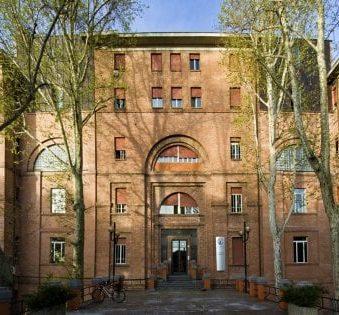 Hospital Piccole figlie – via Po, Parma (PR)