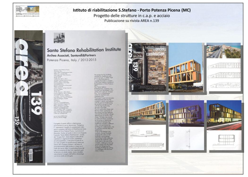 Istituto di riabilitazione S. Stefano - Porto Potenza Picena(MC)